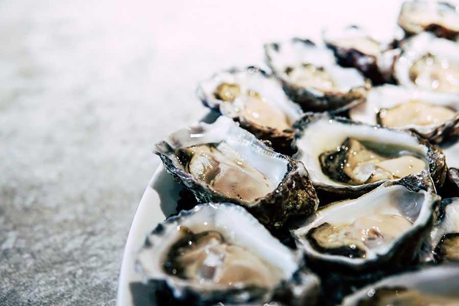 Vitamin B12 Oysters