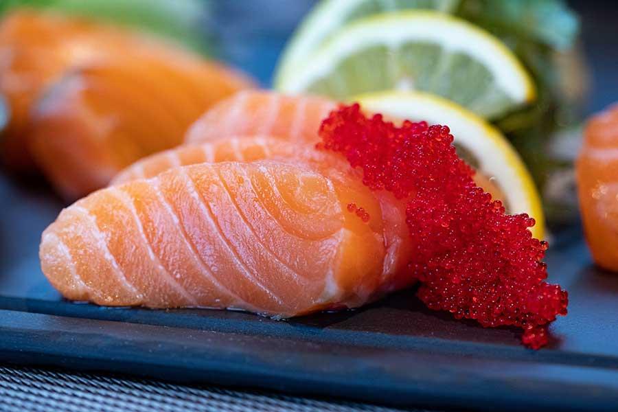 Vitamin D - Salmon