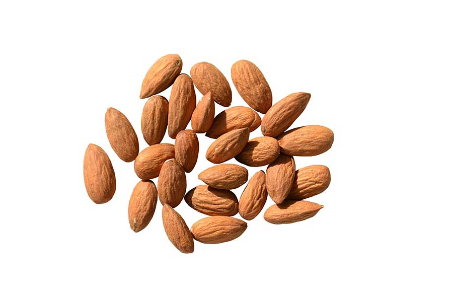 Vitamin E - Almonds